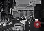 Image of Park Avenue Manhattan New York City USA, 1948, second 10 stock footage video 65675032838