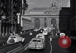 Image of Park Avenue Manhattan New York City USA, 1948, second 11 stock footage video 65675032838