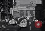 Image of Park Avenue Manhattan New York City USA, 1948, second 12 stock footage video 65675032838
