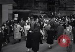 Image of Fifth Avenue Manhattan New York City USA, 1948, second 8 stock footage video 65675032839