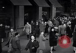 Image of Fifth Avenue Manhattan New York City USA, 1948, second 12 stock footage video 65675032839