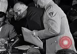 Image of Major General Miles Reber Washington DC USA, 1954, second 5 stock footage video 65675032841