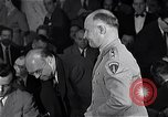 Image of Major General Miles Reber Washington DC USA, 1954, second 7 stock footage video 65675032841