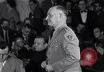 Image of Major General Miles Reber Washington DC USA, 1954, second 8 stock footage video 65675032841