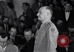 Image of Major General Miles Reber Washington DC USA, 1954, second 9 stock footage video 65675032841