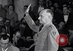 Image of Major General Miles Reber Washington DC USA, 1954, second 11 stock footage video 65675032841