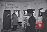 Image of trade exhibition after World War 2 Scotland United Kingdom, 1950, second 9 stock footage video 65675032850