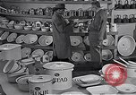 Image of enamelware Scotland United Kingdom, 1950, second 5 stock footage video 65675032851