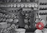 Image of enamelware Scotland United Kingdom, 1950, second 7 stock footage video 65675032851
