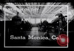 Image of DC-3 aircraft Santa Monica California USA, 1938, second 7 stock footage video 65675032866