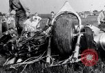 Image of wreckage Delavan Illinois USA, 1938, second 32 stock footage video 65675032874
