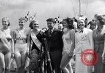 Image of Jacqueline Cochran New York City USA, 1938, second 27 stock footage video 65675032878