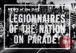 Image of Legionaries Los Angeles California USA, 1938, second 6 stock footage video 65675032881
