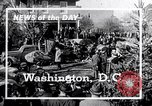 Image of wreckage Washington DC USA, 1938, second 1 stock footage video 65675032884