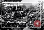 Image of wreckage Washington DC USA, 1938, second 2 stock footage video 65675032884
