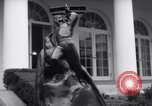 Image of Harmon Trophy Washington DC White House USA, 1954, second 7 stock footage video 65675032887