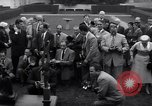 Image of Harmon Trophy Washington DC White House USA, 1954, second 9 stock footage video 65675032887