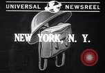 Image of young Americans New York United States USA, 1941, second 3 stock footage video 65675032895