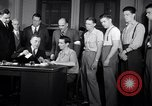 Image of young Americans New York United States USA, 1941, second 10 stock footage video 65675032895