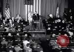 Image of President Franklin D Roosevelt New York City USA, 1941, second 5 stock footage video 65675032899