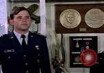 Image of Cadet Wing Commander Jack Catton United States USA, 1975, second 7 stock footage video 65675032908