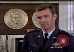 Image of air force official United States USA, 1975, second 7 stock footage video 65675032909