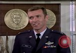 Image of air force official United States USA, 1975, second 12 stock footage video 65675032909