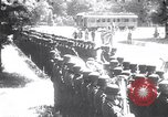 Image of France signs surrender to Germany in railroad car Compiegne France, 1940, second 1 stock footage video 65675032954