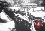 Image of France signs surrender to Germany in railroad car Compiegne France, 1940, second 2 stock footage video 65675032954