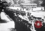 Image of France signs surrender to Germany in railroad car Compiegne France, 1940, second 3 stock footage video 65675032954