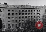 Image of Hungarian Revolution barricades Hungary, 1956, second 10 stock footage video 65675033229