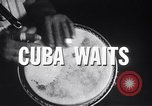 Image of Cuban Crisis Cuba, 1962, second 9 stock footage video 65675033246