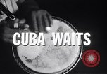 Image of Cuban Crisis Cuba, 1962, second 10 stock footage video 65675033246