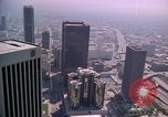 Image of skyscrapers Los Angeles California USA, 1976, second 2 stock footage video 65675033248