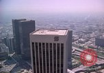 Image of skyscrapers Los Angeles California USA, 1976, second 7 stock footage video 65675033248