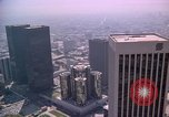 Image of skyscrapers Los Angeles California USA, 1976, second 10 stock footage video 65675033248
