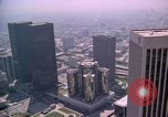 Image of skyscrapers Los Angeles California USA, 1976, second 11 stock footage video 65675033248