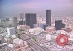 Image of skyscrapers Los Angeles California USA, 1976, second 3 stock footage video 65675033249