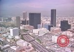 Image of skyscrapers Los Angeles California USA, 1976, second 4 stock footage video 65675033249