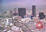 Image of skyscrapers Los Angeles California USA, 1976, second 5 stock footage video 65675033249