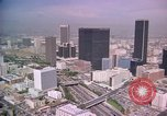 Image of skyscrapers Los Angeles California USA, 1976, second 7 stock footage video 65675033249