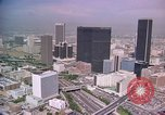 Image of skyscrapers Los Angeles California USA, 1976, second 9 stock footage video 65675033249