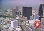 Image of skyscrapers Los Angeles California USA, 1976, second 10 stock footage video 65675033249