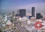 Image of skyscrapers Los Angeles California USA, 1976, second 2 stock footage video 65675033250