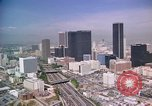 Image of skyscrapers Los Angeles California USA, 1976, second 4 stock footage video 65675033250
