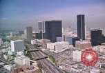 Image of skyscrapers Los Angeles California USA, 1976, second 5 stock footage video 65675033250
