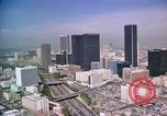 Image of skyscrapers Los Angeles California USA, 1976, second 6 stock footage video 65675033250