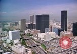 Image of skyscrapers Los Angeles California USA, 1976, second 7 stock footage video 65675033250