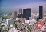 Image of skyscrapers Los Angeles California USA, 1976, second 8 stock footage video 65675033250