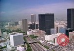 Image of skyscrapers Los Angeles California USA, 1976, second 11 stock footage video 65675033250